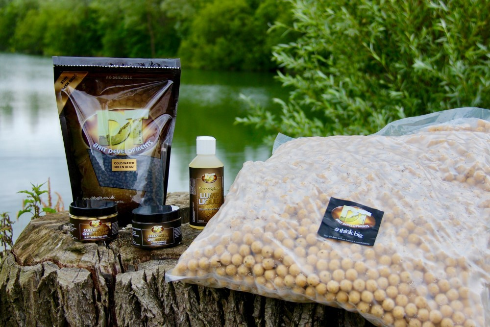 Cold Water Green Beast Boilies 5 kg