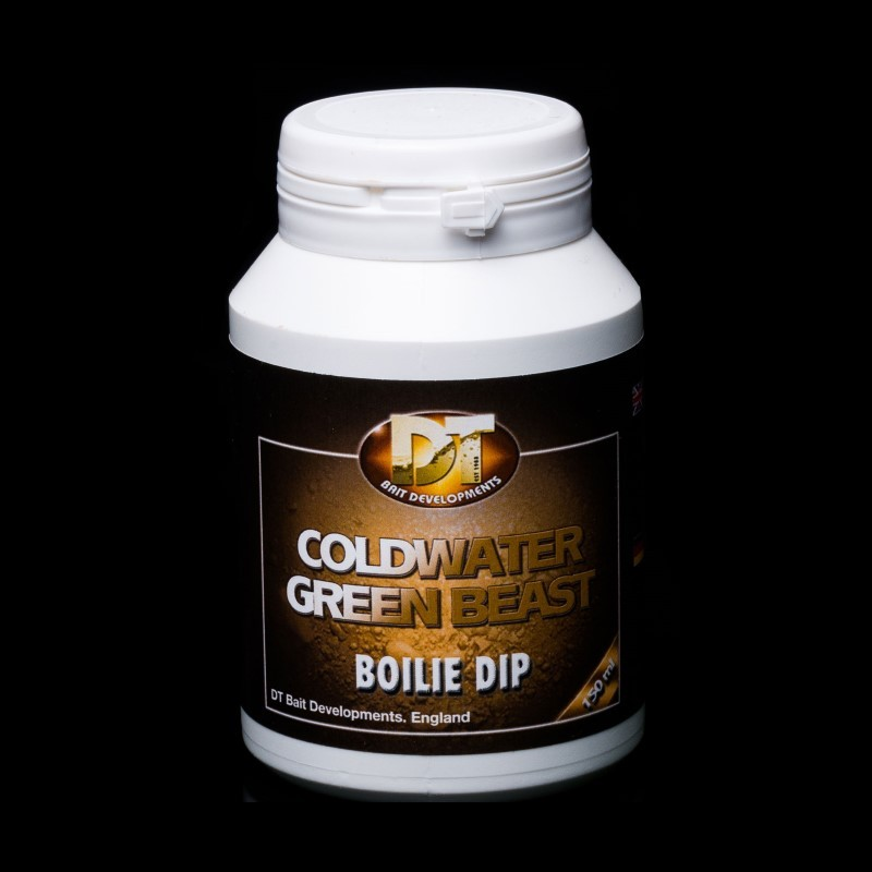 Cold Water Green Beast Boilie Dip 150ml