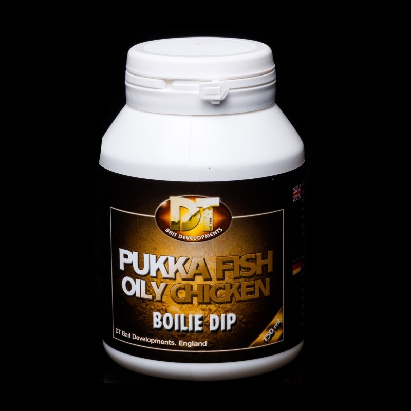 Pukka Fish Oily Chicken Boilie Dip 150ml