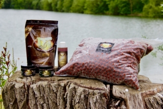 Pukka Fish Peach & Sour Cream Boilies 5kg