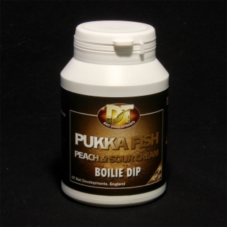 Pukka Fish Peach & Sour Cream Dip 150ml