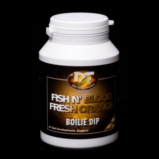 Fish, Blood and Fresh Orange Boilie Dip 150ml