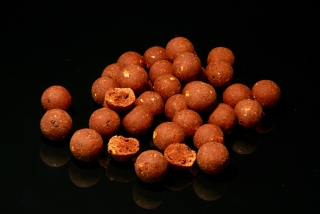 Pukka Fish Peach & Sour Cream Boilies 1kg